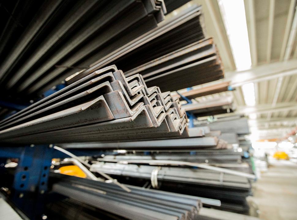 commercializzazione prodotti siderurgici