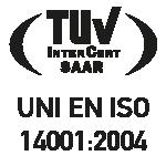 tuv UNI EN ISO 14001:2004