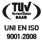 tuv UNI EN ISO 9001:2008