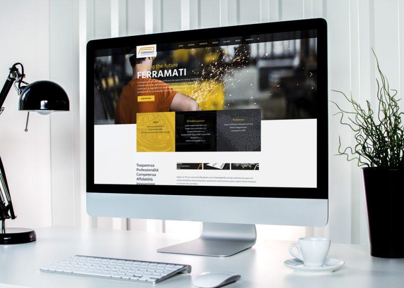 ferramati nuovo sito web