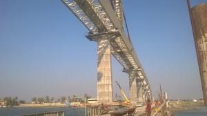 Ponte strallato - Bassora 2014